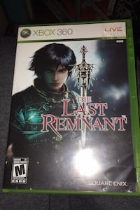 The Last Remnant (xbox360) Mississauga, L4T 4G5