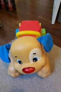 Fisher-price ride on
