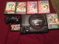 Sega genesis with games Covington, 30016