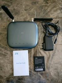 Wireless Unlocked ZTE Home Phone - Mint condition Mississauga, L5M 0A7