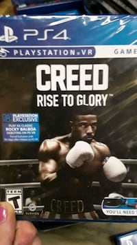 PS4 Creed Rise To Glory