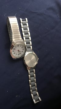 Two watches for $10 Winnipeg, R3T 3A2