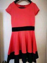 Above knee party dress