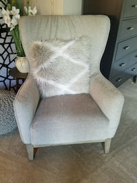 Just Reduced! Modern Wing Back Very Comfy Chair Richmond, 23228