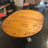 Solid wood dining table Toronto, M5T 3A9