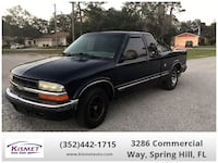 Used 1998 Chevrolet S10 Extended Cab for sale Weeki Wachee