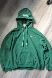 Vetements X Champion Hoodie