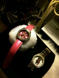 NEW GUESS Watch 40$  BetseyJohnson Watch 40$