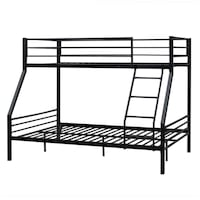 Bunk bed frame twin over full size Alexandria, 22310