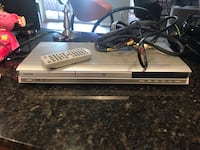 Toshiba DVD player with remote and wires included  Pikesville, 21208