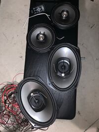 Car Stereo & Speakers & Subwoofers Niagara Falls