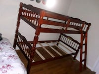 Brand New Twin Size Cherry Wood Bunk Bed  Silver Spring, 20910
