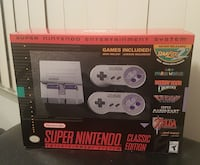 BRAND NEW SNES Classic Edition Unopened