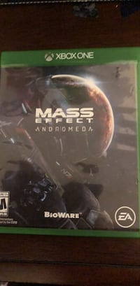 Sony PS4 Mass Effect Andromeda game case Keller, 76248