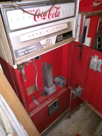 Westinghouse coke machine Summit