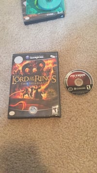 Nintendo GameCube Metroid Prime Lord of the Rings