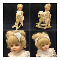 Vintage Porcelain Doll - New in Box  Harford County
