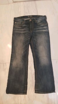 men's Silver jeans 34/30 Richmond, V6V 2L8
