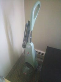 gray Bissell upright vacuum cleaner Calgary, T2N 2A4