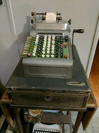 R.c Allen adding machine with cash drawer  Cresson, 16630