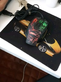 EVERESC GAMİNG MOUSE