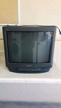 SONY 21' COLOR TV
