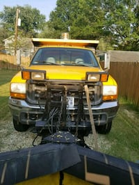1999 Ford F-550 SuperDuty Dump Bed 4x4 Falls Church, 22042