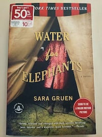 Water for elephants by sara gruen Alexandria, 22303