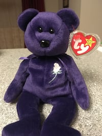 Princess TY Beanie Baby Falls Church, 22042