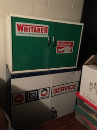 Metal storage cabinets, 2 Whitaker and 1 GM Port Coquitlam, V3C 6K7