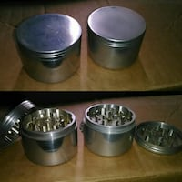 Herb Grinders 2 for 20 Imperial, 92251
