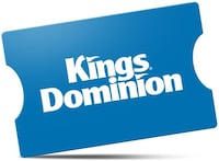Kings dominion tickets Woodbridge, 22191
