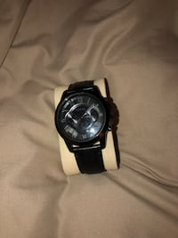 Black Fossil Watch Hamilton, L0R 7P6