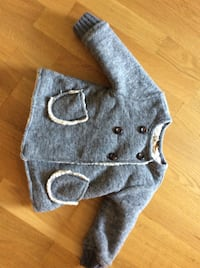 Wool jacket Oslo, 0280