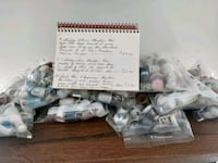 Thimbles-collection of 315!!! 13 km