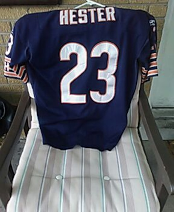 reputable site 4830d c1f79 Devin Hester Chicago Bears Jersey