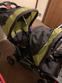 Double stroller for sale!!!