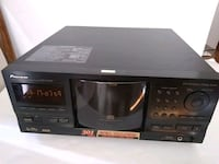 Pioneer PD-F1007 300+1 Disc CD Player No Remote Tested WORKS GREAT Whitchurch-Stouffville, L4A 0J5