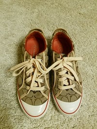 Coach sneakers size 7.5  Toms River, 08757