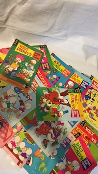 toddler's story book lot