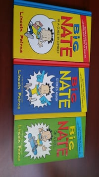 Big Nate Books Brampton