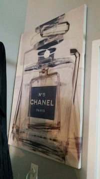 Chanel painting