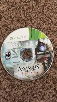 assassin's creed 4 black flag xbox 360 game dicc Mesa, 85202