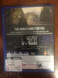Days gone ps4 exclusive Citrus Heights, 95621