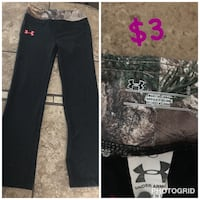 Girls athletic pants size 6 Tucson, 85705