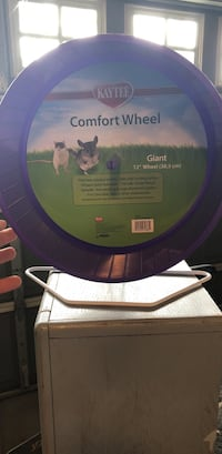 "Giant 12"" comfort wheel for rats or small pets. Brand new  Oceanside, 92058"