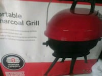 red and black Char-Broil gas grill box Fort Lauderdale, 33311