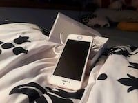 white iPhone 5 with case Manchester, 03102