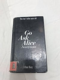 Go Ask Alice Book Brampton, L7A 2Y3