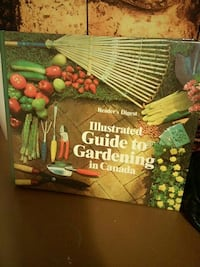 Gardening book Vancouver, V5X 1N4